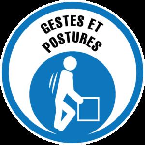 Logo formation Gestes et postures