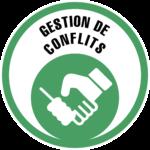 Logo formation Gestion de conflits