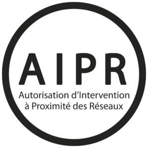 Logo formation AIPR