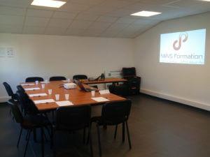 Salle de NMVS formation à la prévention et à la sécurité à Guéreins